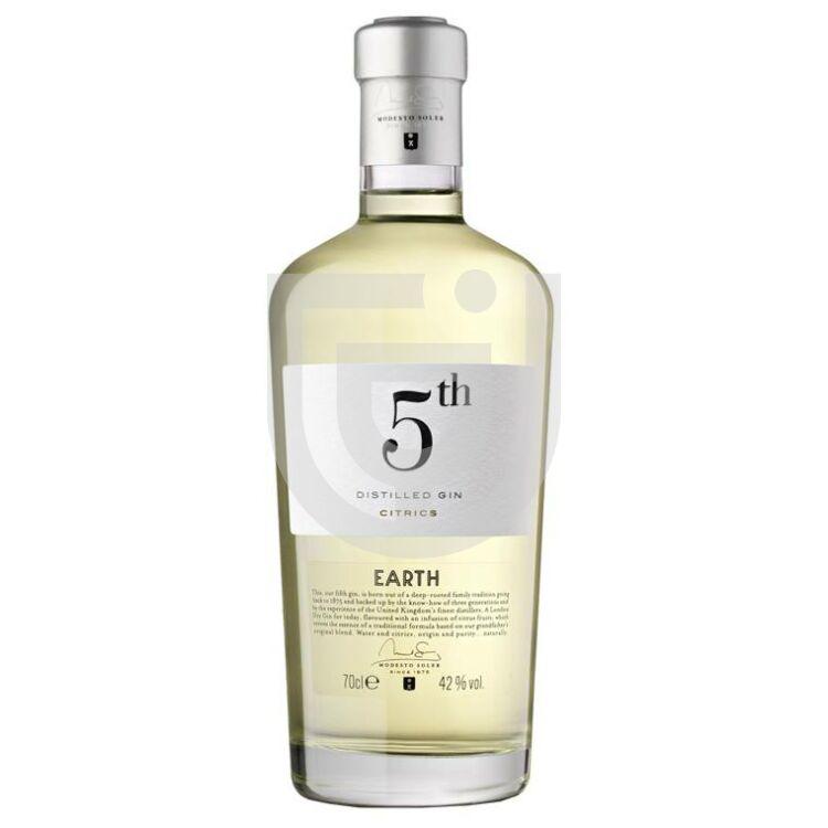 5th Earth Citrics Gin [0,7L 42%]