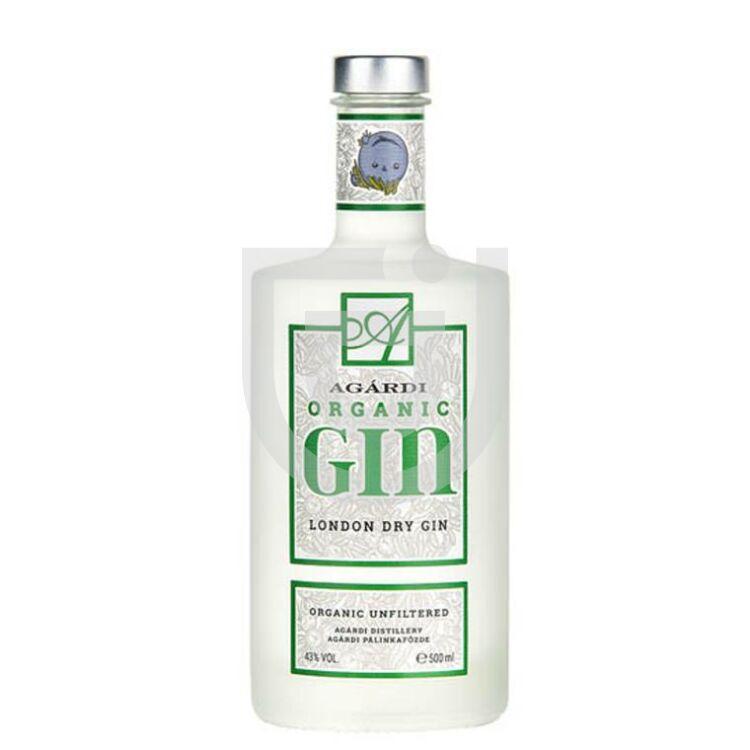 Agárdi Organic Gin [0,5L|43%]