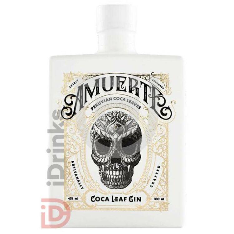 Amuerte Coca Leaf White Edition Gin [0,7L 43%]