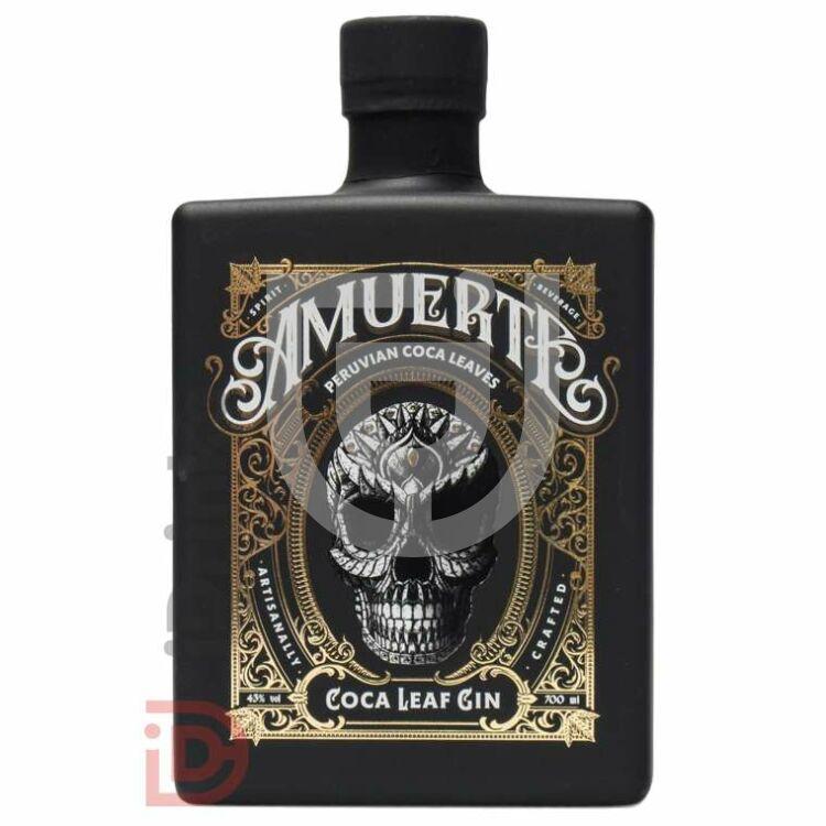 Amuerte Coca Leaf Black Edition Gin [0,7L|43%]