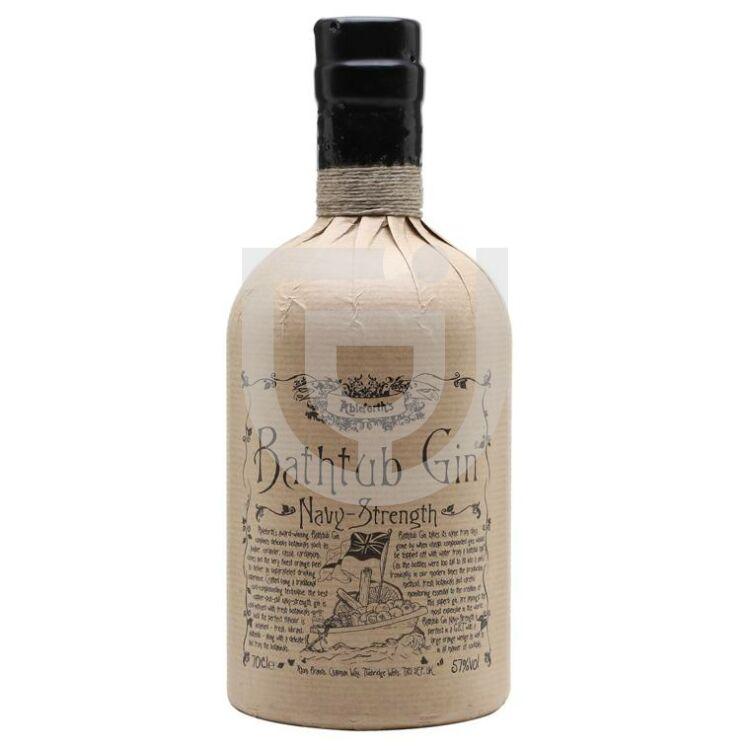 Bathtub Navy Strength Gin [0,7L|57%]