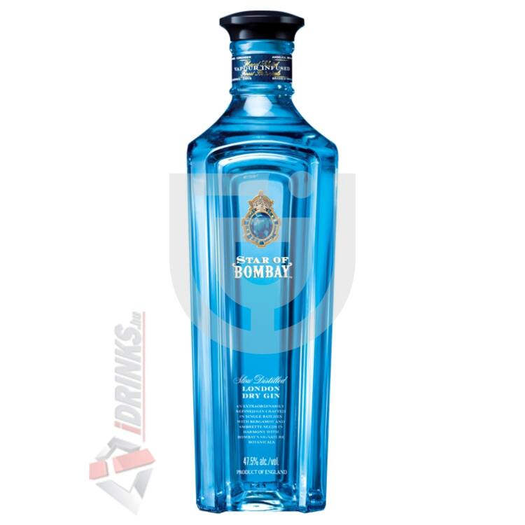 Bombay Star of Bombay Gin [0,7L|47,5%]