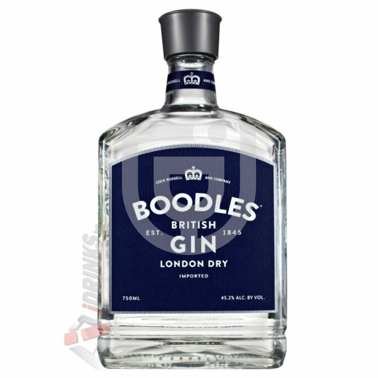Boodles British London Dry Gin [0,7L|40%]
