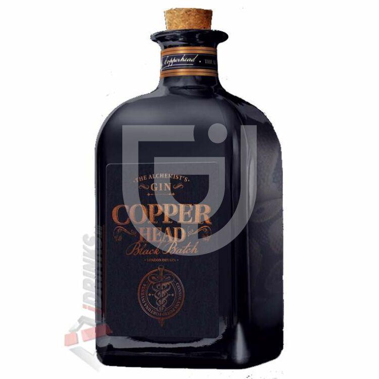 Copperhead Black Batch Gin [0,5L 42%]