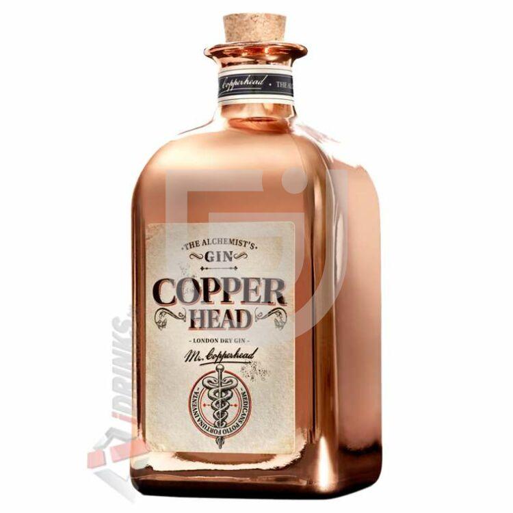 Copperhead Gin [0,5L|40%]