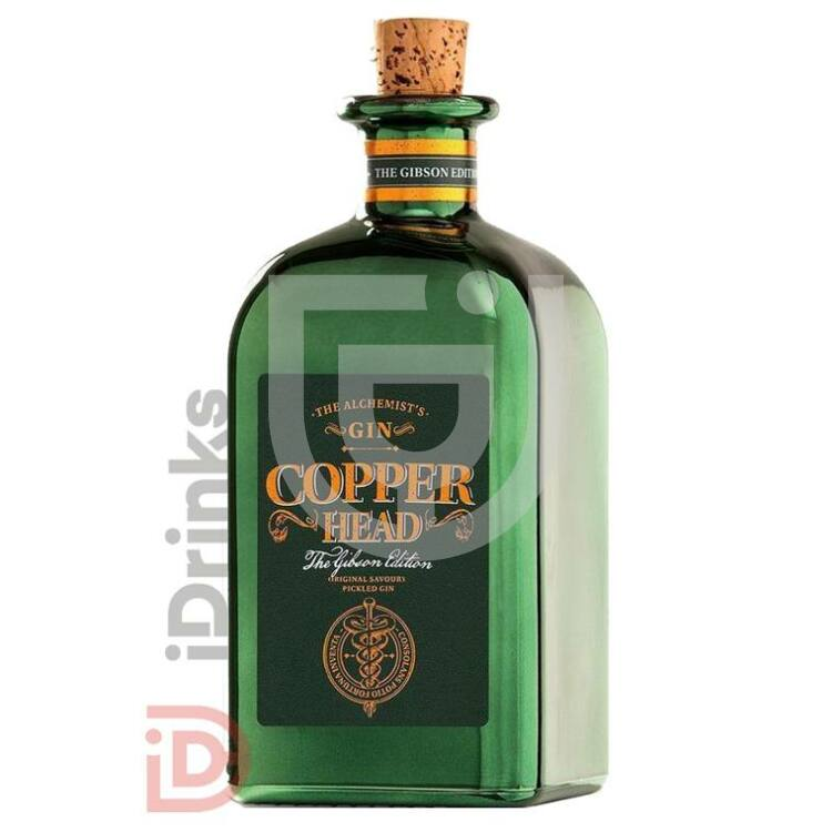 Copperhead Gin The Gibson Edition [0,5L 40%]