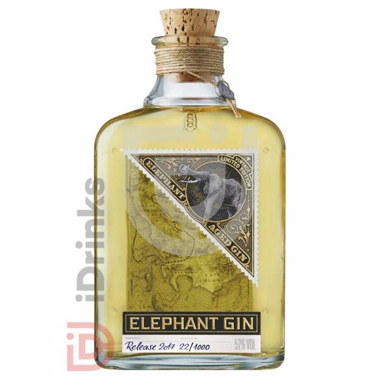 Elephant Aged Gin [0,5L 52%]