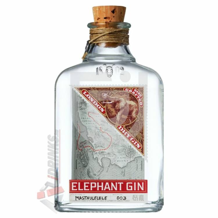 Elephant London Dry Gin [0,5L|45%]