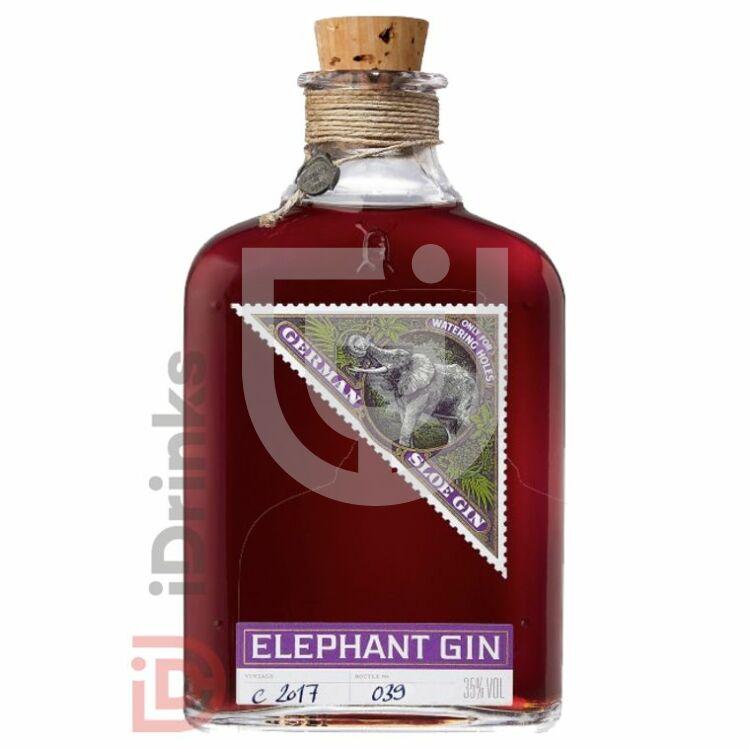 Elephant Sloe Gin [0,5L 35%]