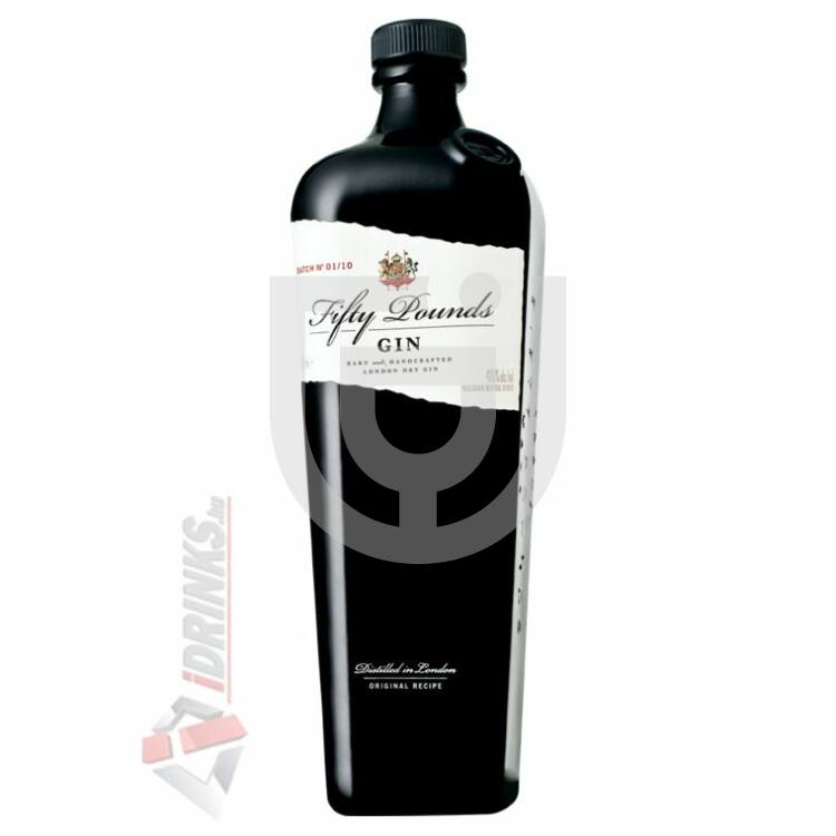 Fifty Pounds Gin [0,7L 43,5%]