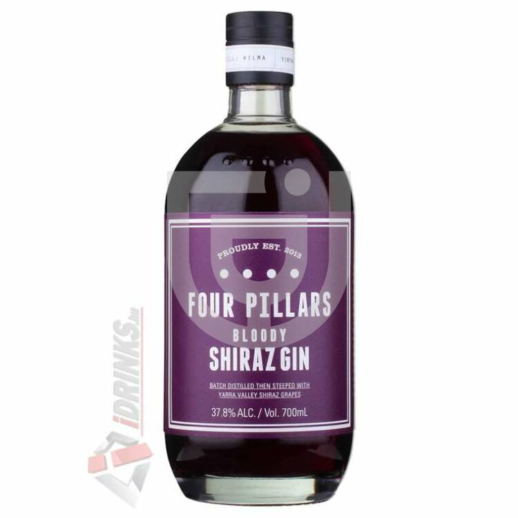 Four Pillars Bloody Shiraz Gin [0,7L|37,8%]