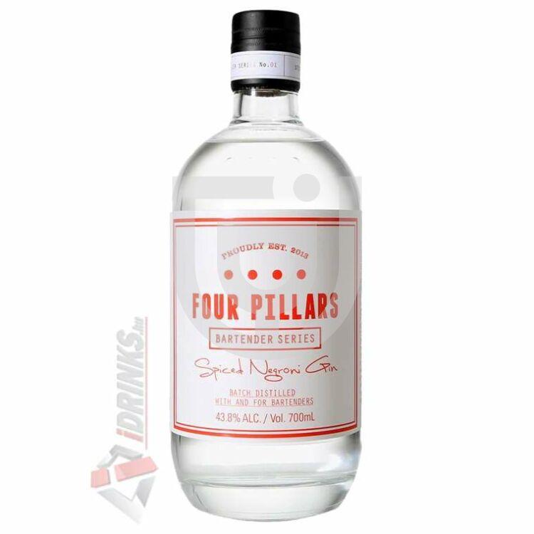 Four Pillars Spiced Negroni Gin [0,7L 43,8%]