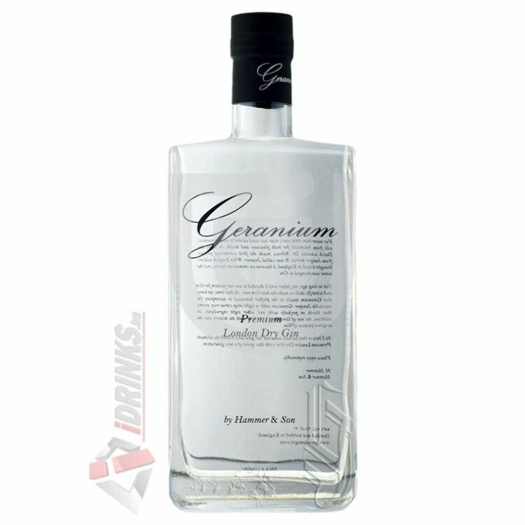 Geranium Premium London Dry Gin [0,7L|44%]