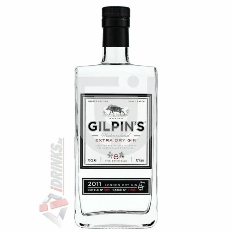 Gilpin's Extra Dry Gin [0,7L|47%]