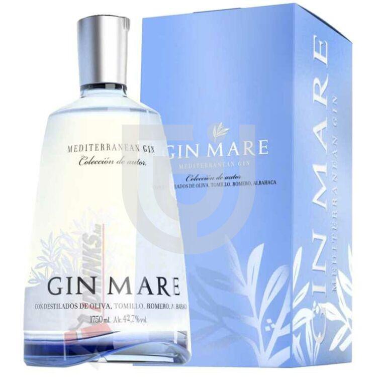 Gin Mare Mediterranean Gin [1,75L|42,7%]