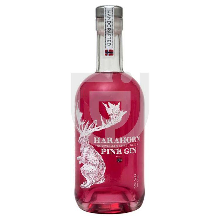Harahorn Norwegian Pink Gin [0,5L 40%]