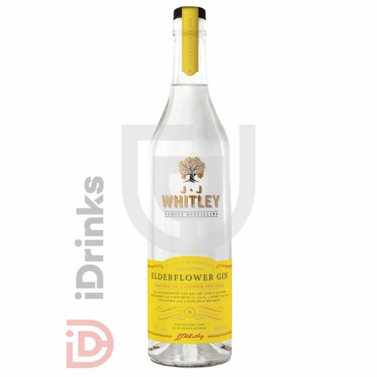 JJ Whitley Elderflower Gin [0,7L|40%]