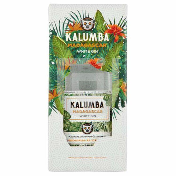 Kalumba White Dry Gin (DD) [0,7L|37,5%]