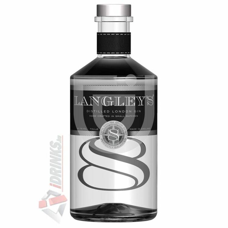 Langleys No. 8 London Gin [0,7L 41,7%]