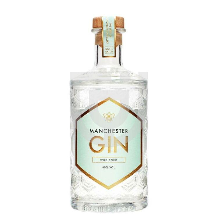 Manchester Wild Spirit Gin [0,5L|40%]