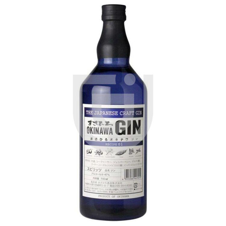 Masahiro Okinawa Craft Gin - Recipe 01 [0,7L 47%]