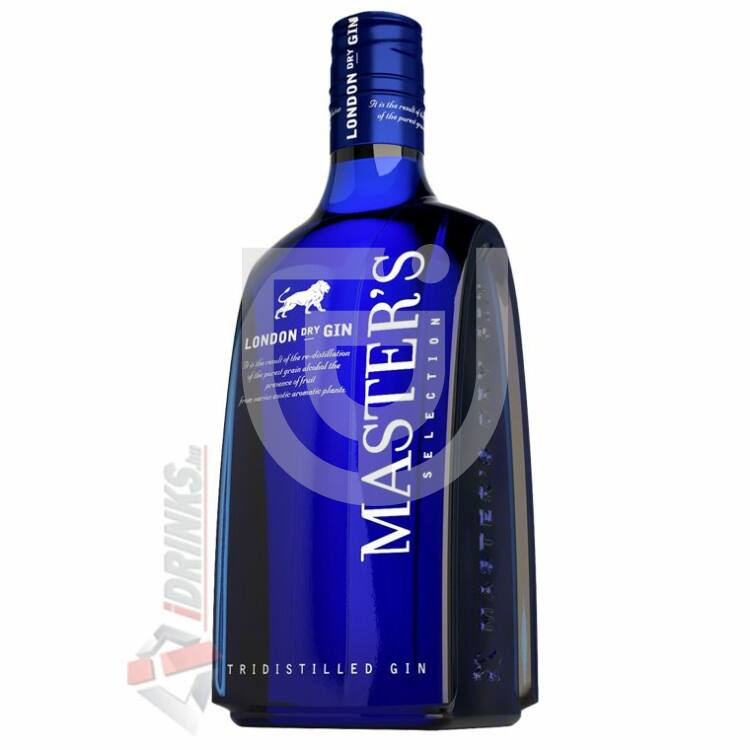 Masters Selection London Dry Gin [0,7L|40%]