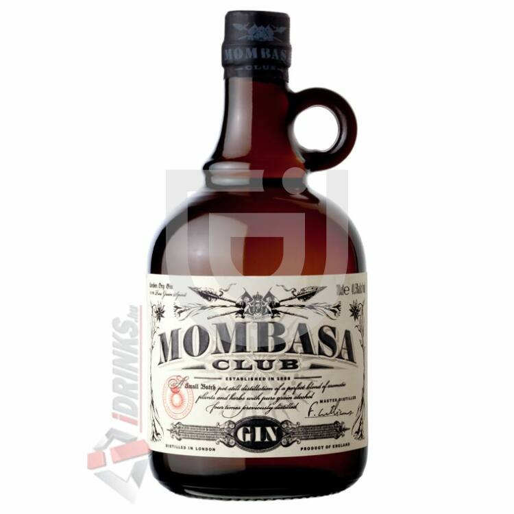 Mombasa Club Gin [0,7L 41,5%]