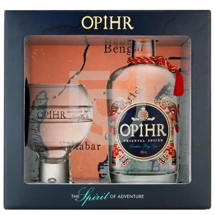 Opihr Oriental Spiced Gin (DD+Pohár) [0,7L 42,5%]