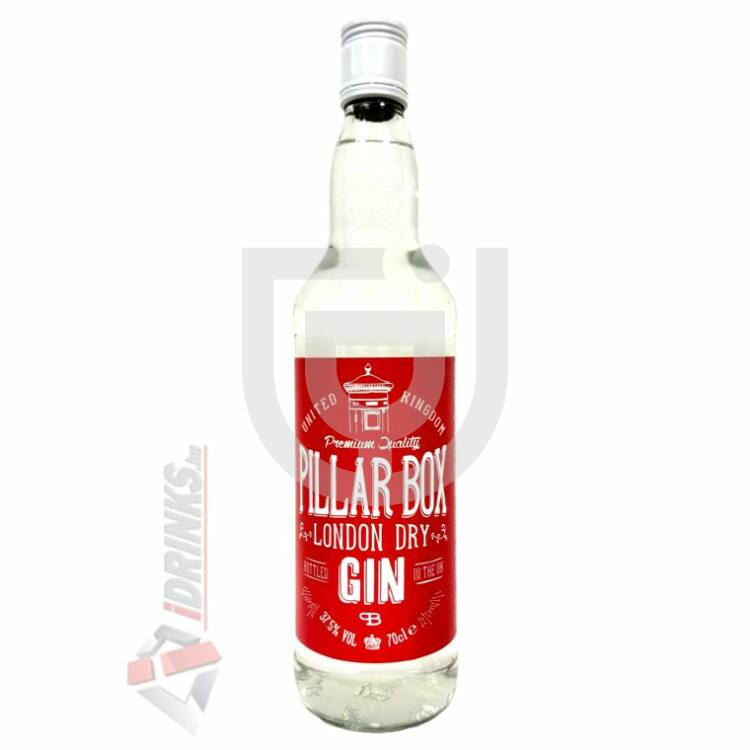 Pillar Box Gin [0,7L|37,5%]