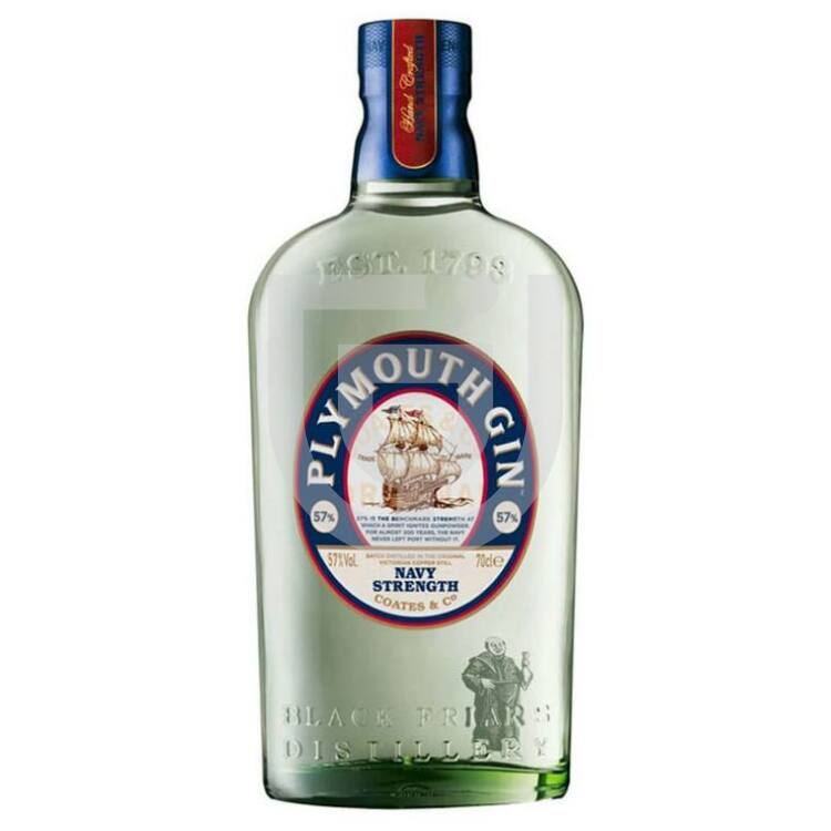 Plymouth Navy Strength Gin [0,7L|57%]