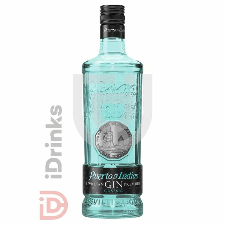 Puerto de Indias Gin [0,7L|40%]