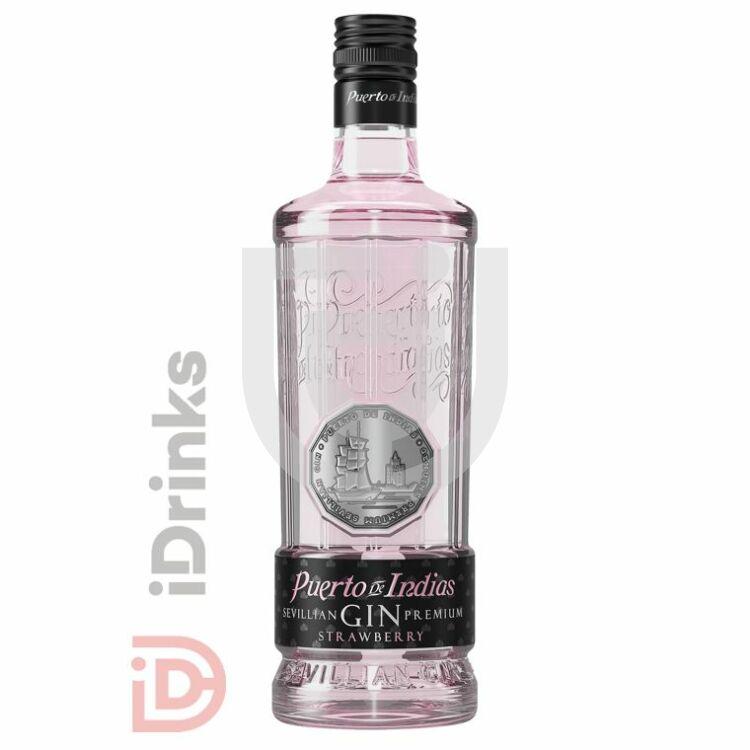 Puerto de Indias Strawberry Gin [0,7L 37,5%]
