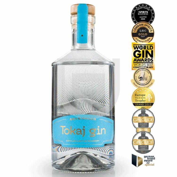 Seven Hills Tokaji Gin [0,7L 47%]