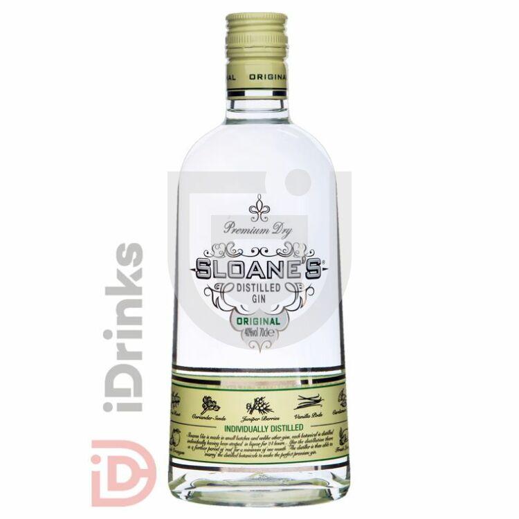 Sloanes Premium Dry Gin [0,7L 40%]
