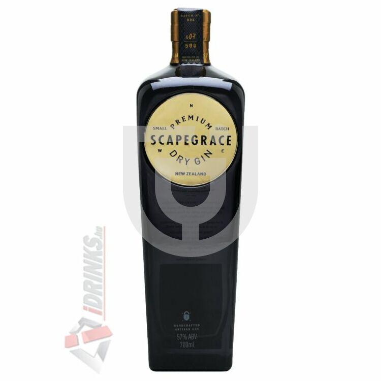 Scapegrace Gold Gin [0,7L 57%]