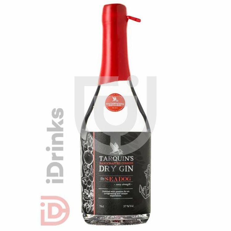 Tarquins Seadog Navy Strength Gin [0,7L|57%]