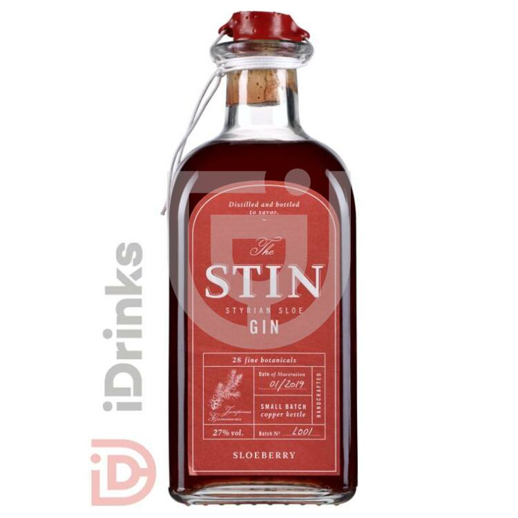 The STIN Sloe Gin [0,5L|27%]