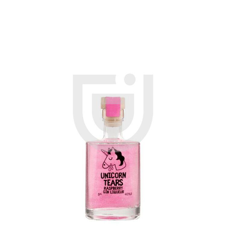 Unicorn Tears Raspberry Gin Likőr Mini [0,05L 40%]