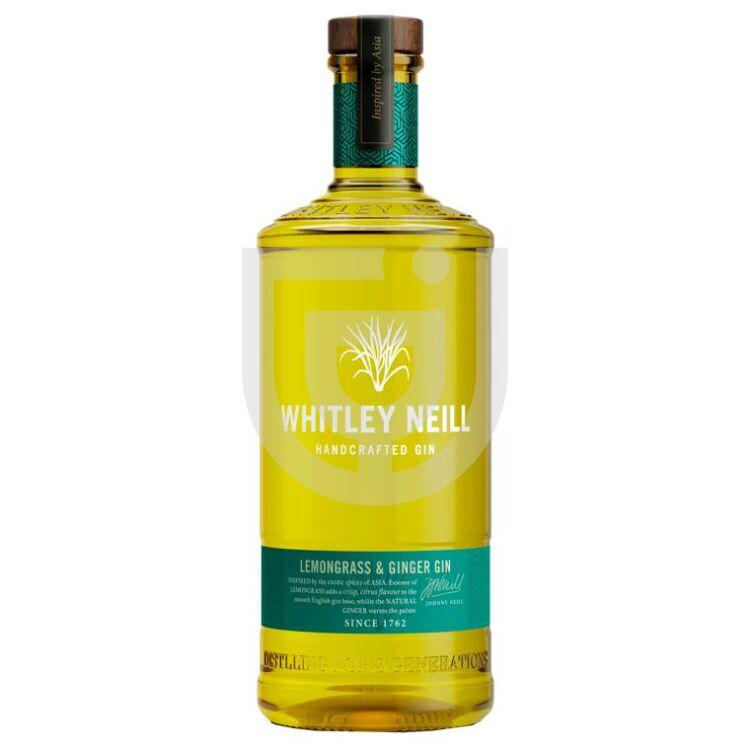 Whitley Neill Lemongrass-Ginger Gin [0,7|43%]