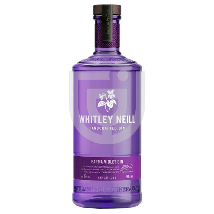 Whitley Neill Parma Violet Gin [0,7 43%]