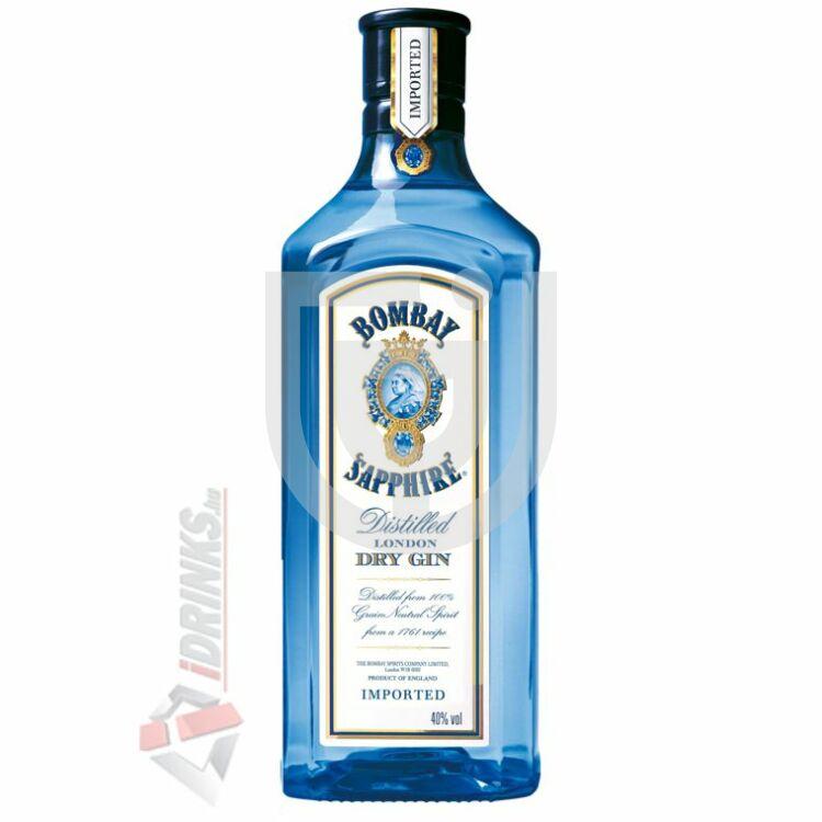 Bombay Sapphire Gin [1L 40%]