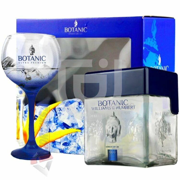 Botanic Premium Gin (DD+Pohár) [0,7L|40%]
