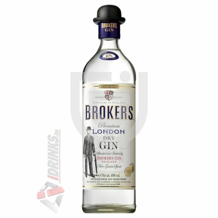 Brokers Gin [0,7L|47%]