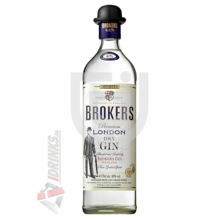 Brokers Gin [0,7L|40%]