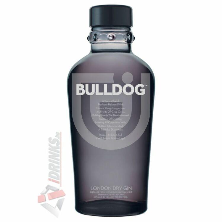 Bulldog London Dry Gin [0,7L|40%]