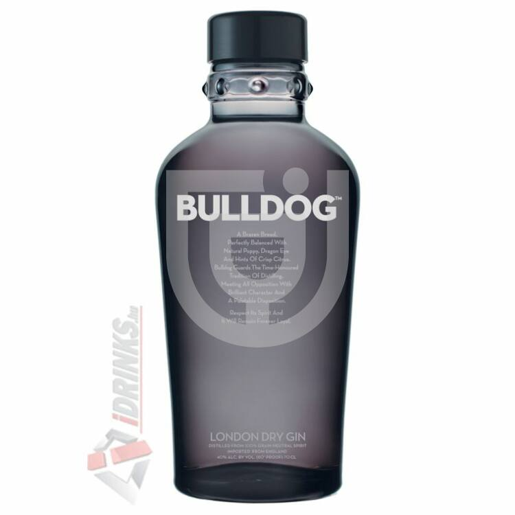 Bulldog London Dry Gin [1L|40%]