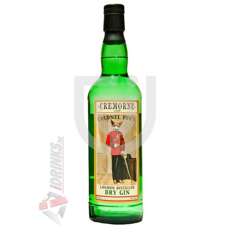 Cremorne 1859 Colonel Fox Dry Gin [0,7L|40%]