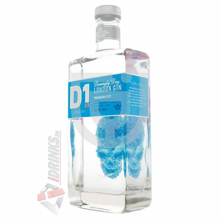D1 London Gin [0,7L|40%]