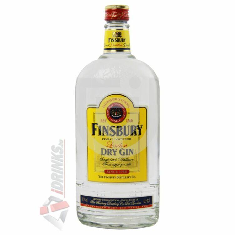 Finsbury London Dry Gin [0,7L 37,5%]