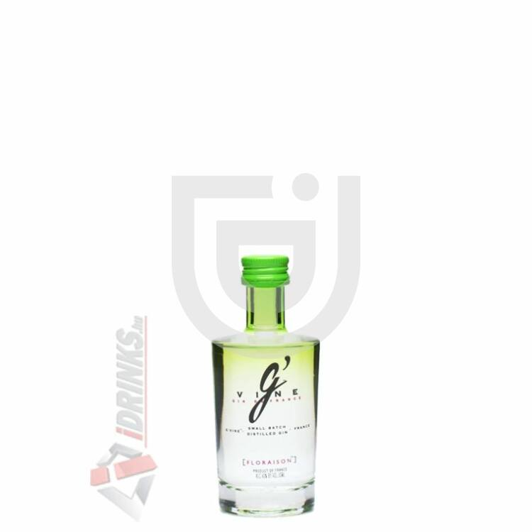 G'Vine Floraison Gin Mini [0,05L 40%]